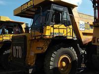 2008 Komatsu HD465-7 Dump Truck