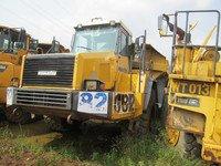 2008 Komatsu HM400-1 Articulate Trucks