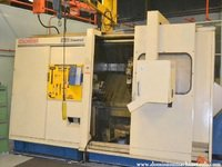 Colchester CNC650 CNC Lathe in