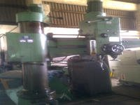 WMW - Radial Drill in