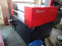 2000 Amada IBT-610 Deburring Machine