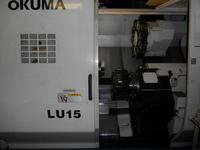 1998 Okuma LU15 2SC600 CNC