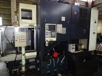 1996 Makino J55 Horizontal Machining