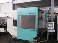 1996 DMG DMU80P Universal Machining