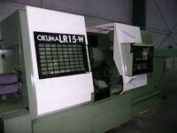 1990 Okuma LR15-W CNC Lathe