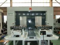 2001 Kuraki KBM-11X-P CNC Horizontal