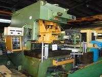 1983 Amada TP-80CX2 80T Press