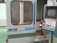 1991 Mikron UME 600 CNC