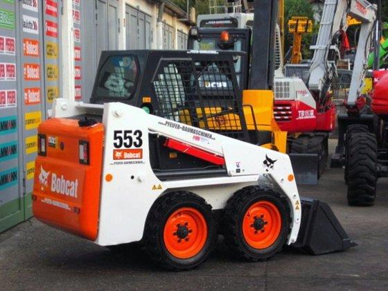 2006 Bobcat skid steer loader BOBCAT 553 - 1 7to  see  751 753 in Fürth,  Germany