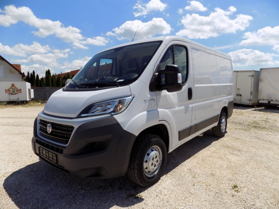 Zupełnie nowe 2018 Fiat Ducato 2.0 Mjet 116Le CH1 temperature controlled van in TF86