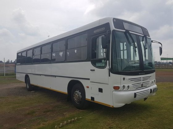 Scania F 94 Marco polo Torino in Boksburg, South Africa