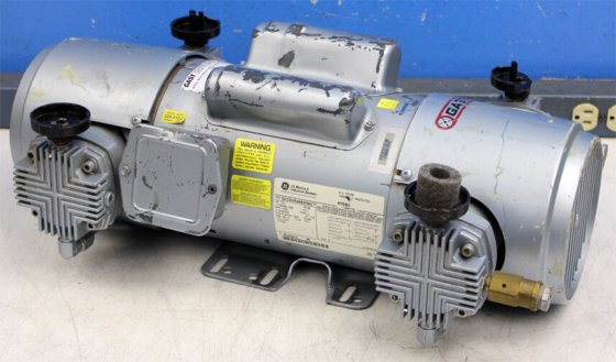 Gast Manufacturing 7HDD-57-M750X Piston Air Compressor in Phoenix, AZ, USA