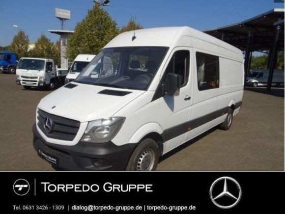 gebraucht 2014 mercedes benz sprinter 313 cdi kasten. Black Bedroom Furniture Sets. Home Design Ideas