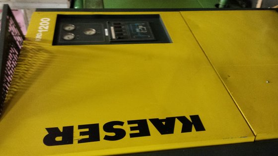 KAESER KRD 1200 Air Dryer In Venetia PA USA