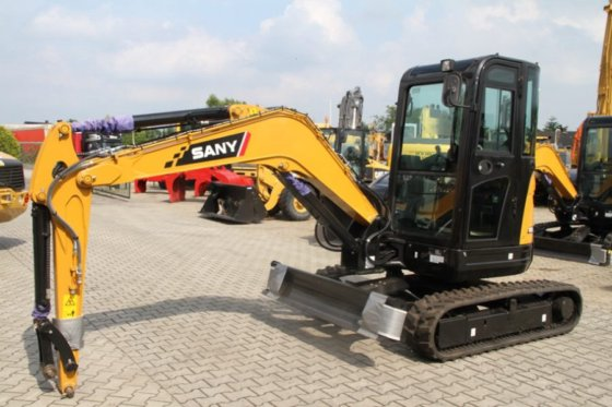 2018 Sany sy35u - 5 year warranty in Heede, Germany