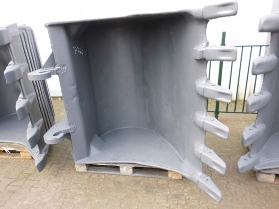 2011 Bucket, 1500mm, CW40, with
