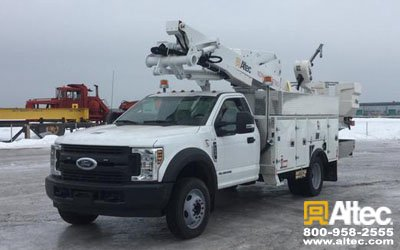 2018 ALTEC AT48S in Duluth, MN, USA