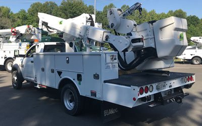 2016 ALTEC AT40M JEMS in Creedmoor, NC, USA