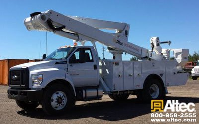 2017 ALTEC TA55S in Duluth, MN, USA