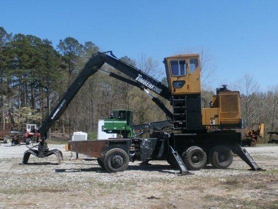2004 PRENTICE 410E Log loaders
