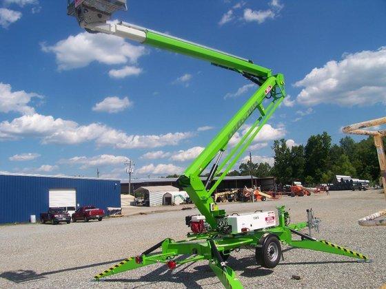 2012 Nifty-Lift TM50-BI Work platforms