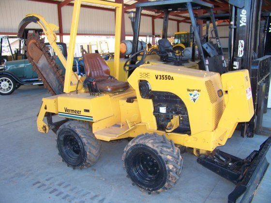 Vermeer TR3550A Trenchers in South