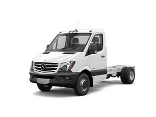 2014 MERCEDES-BENZ SPRINTER 3500 BOX