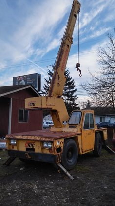 BRODERSON IC801B Cranes in Tacoma,
