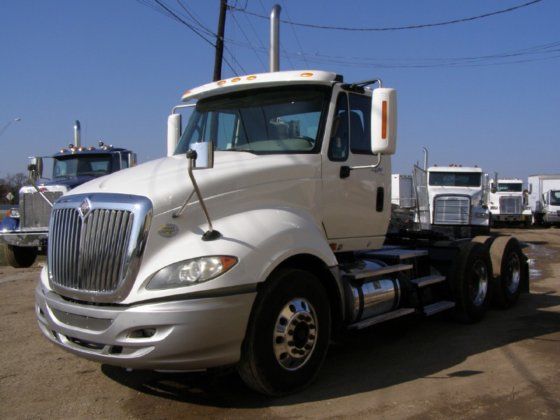 2009 INTERNATIONAL PROSTAR CONVENTIONAL -