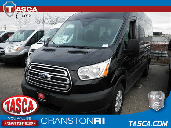 2015 FORD TRANSIT-350 BUS in