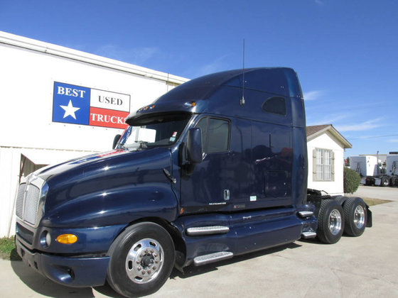 2007 KENWORTH T2000 CONVENTIONAL -