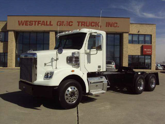 2012 FREIGHTLINER 122 SD CONVENTIONAL