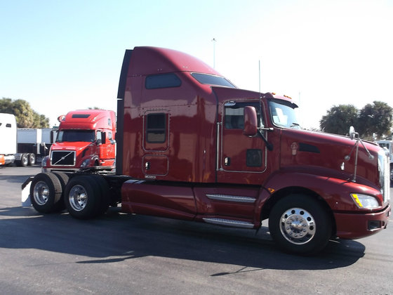 2012 KENWORTH T660 CONVENTIONAL -