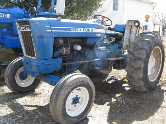 1980 FORD 6600 Tractors in