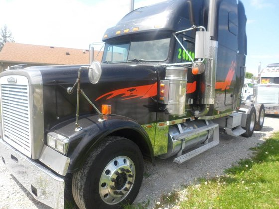 2001 FREIGHTLINER FLD13264T CLASSIC XL