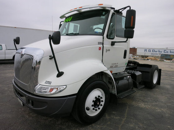 2005 INTERNATIONAL TRANSTAR 8600 CONVENTIONAL