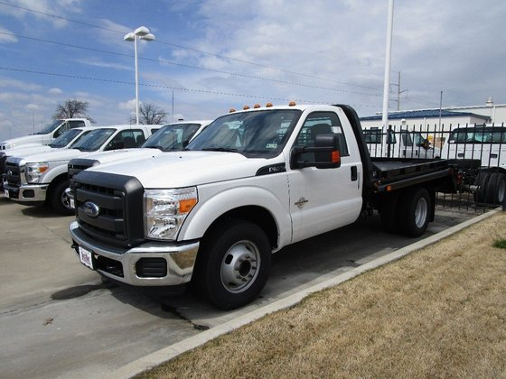 2015 FORD F350 EXPEDITOR-HOTSHOT in