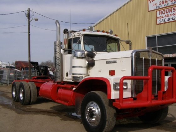 1978 KENWORTH W900S CONVENTIONAL -