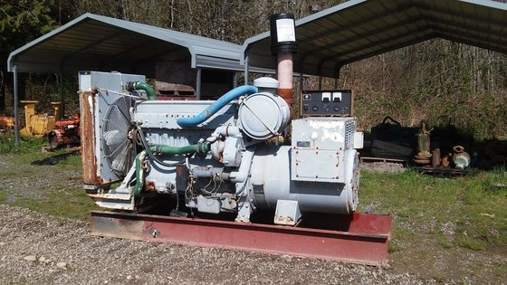 CATERPILLAR D343 Gensets in Tacoma,