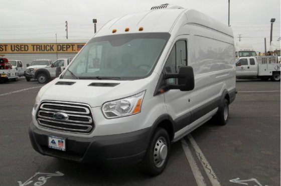 2016 FORD TRANSIT REFRIGERATED TRUCK
