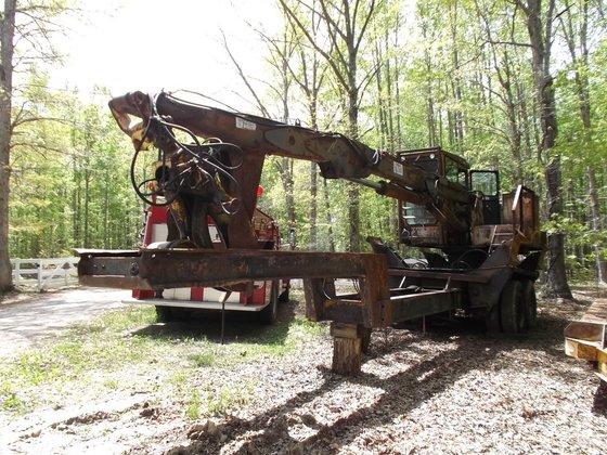 HUSKIE 125 Logging equipment in