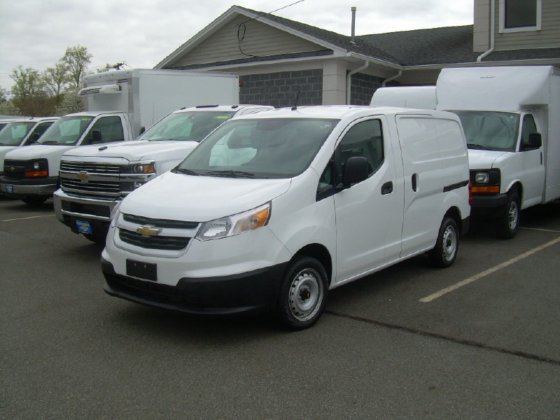2015 CHEVROLET CITY EXPRESS REFRIGERATED
