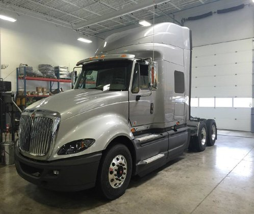 2016 International Prostar+ Conventional -