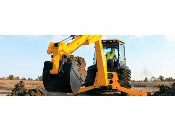 2015 Jcb 3CX 14 Backhoes