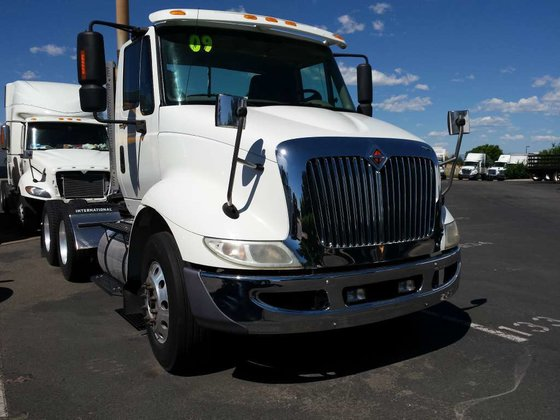 2009 INTERNATIONAL 8600 CONVENTIONAL -