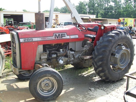1979 MASSEY FERGUSON 285 Tractors
