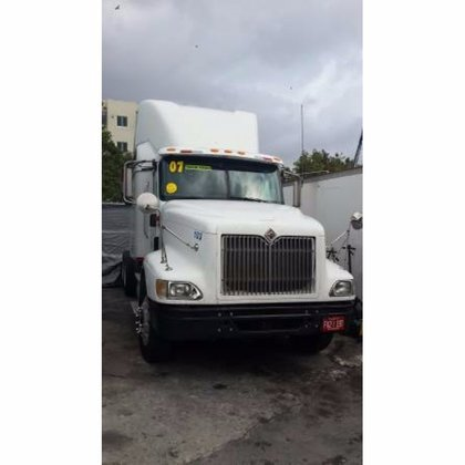 2007 INTERNATIONAL 9400I CONVENTIONAL -