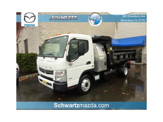 2015 MITSUBISHI FE160 CABOVER TRUCK