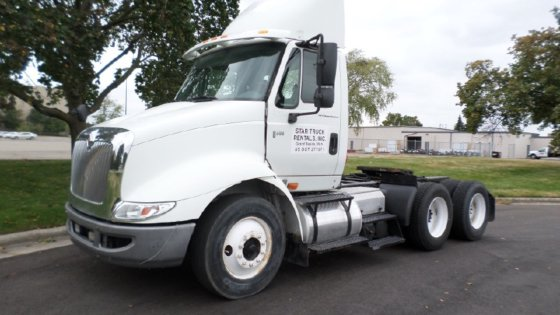 2007 INTERNATIONAL TRANSTAR 8600 CONVENTIONAL