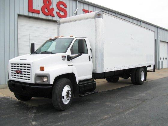 2006 GMC C7500 Box truck